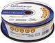 MediaRange DVD+R - 4.7GB/120Min, 16-fach/Spindel, bedruckbar, Packung mit 25 Stück