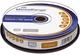 MediaRange DVD+R - 4.7GB/120Min, 16-fach/Spindel, Packung mit 10 Stück